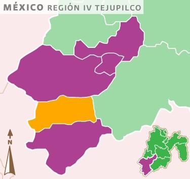 Mapa Amatepec
